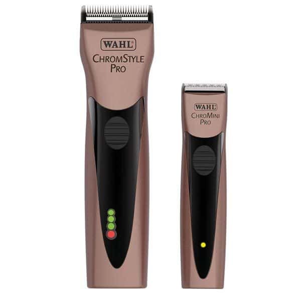 Wahl Academy ChromStyle and ChroMini Rose Gold Set 1