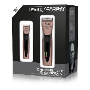 Wahl Academy ChromStyle and ChroMini Rose Gold Set