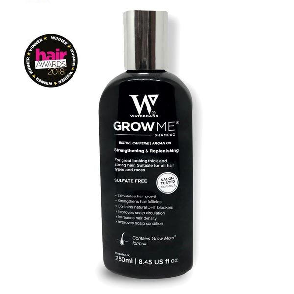 Watermans GrowMe Shampoo
