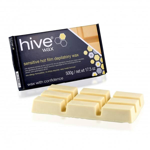 Hive Sensitive Hot Film Depilatory Wax