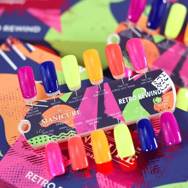 The Manicure Company Retro Rewind Collection 2