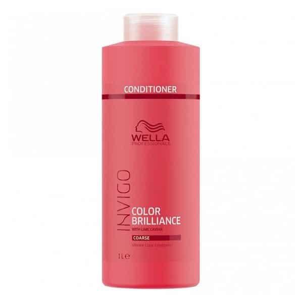 Wella Invigo Colour Brilliance Conditioner Corse