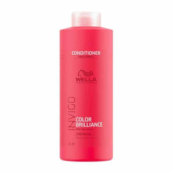 Wella Invigo Colour Brilliance Conditioner Fine
