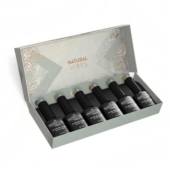 The Manicure Company Natural Vibes Collection