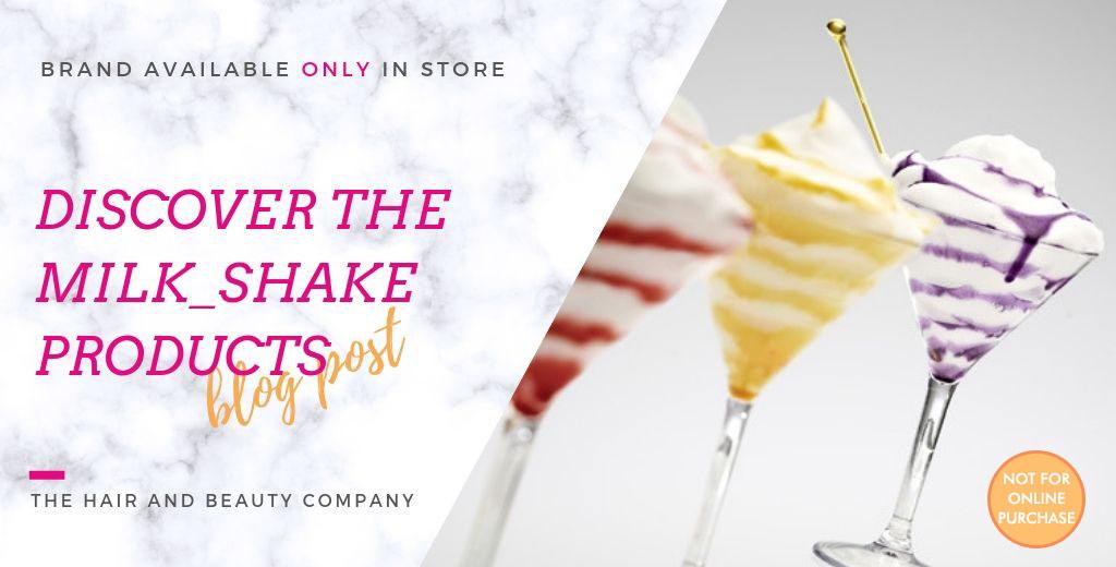 discover milk shake