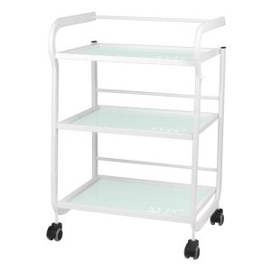 1013 Type Beauty Trolley Glass