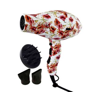 Fox ART Hairdryer Poppy