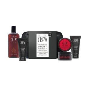 American Crew Essential Grooming Set