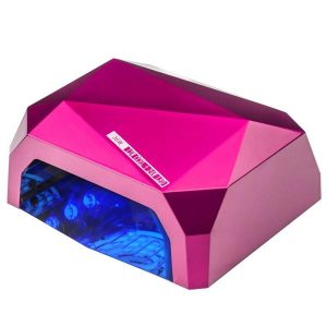 Diamond Led Nail Lamp 36W