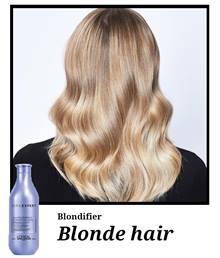 Blonde hair final final