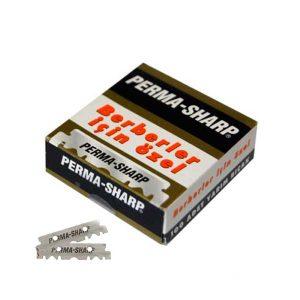 Perma Sharp Single Edge Razor Blades 100pk