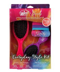 Wet Brush Everyday Style Kit